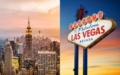 Doubletree By Hilton New York 4* & The Cosmopolitan Las Vegas 5*