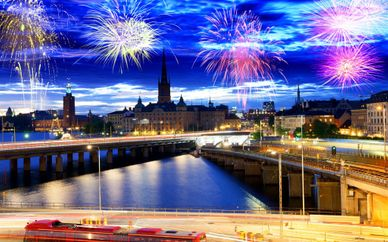New Year's Eve in the Baltics with Mini Cruise