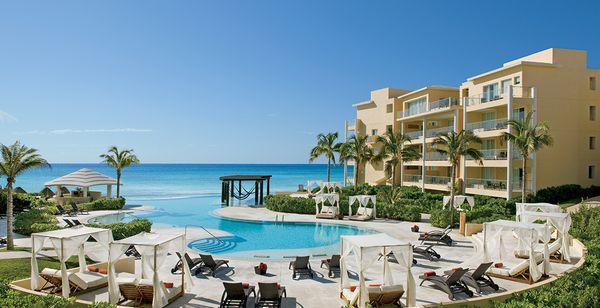 Hôtel Now Jade Riviera Cancun 5* avec ou sans circuit 4j/3n