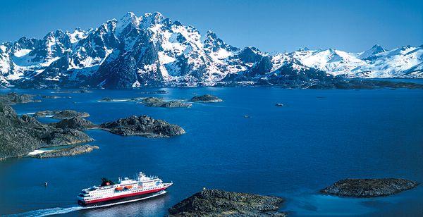 Expériences Polaires et Croisière Hurtigruten exclusive le 9 décembre