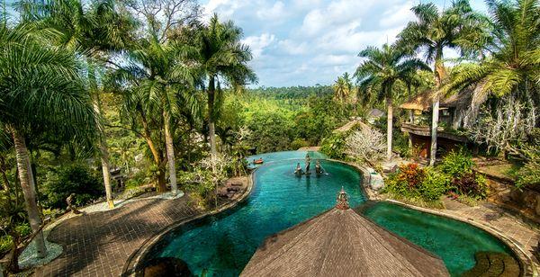 Combiné 5* The Payogan Villa Resort et Spa et Conrad Bali