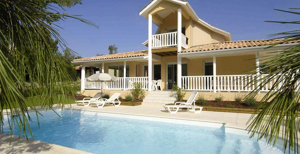 Villas Estivel Eden Parc Golf, Eden Club ou Atlantic Green