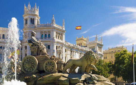 Welkom in... Madrid!