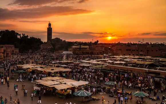 Welkom in...Marrakech