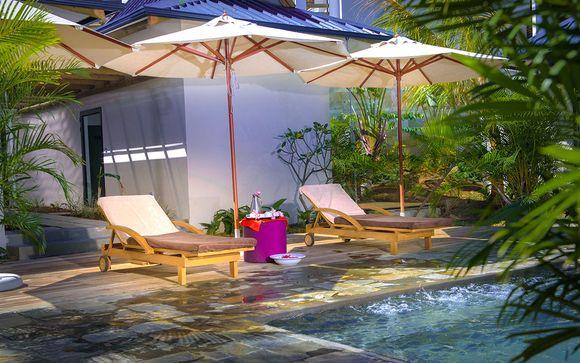 Uw inbegrepen strandverblijf in Mauritius