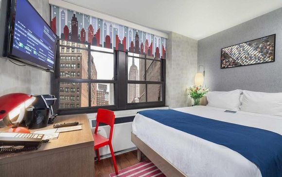 Hotel The Paul NYC 4*
