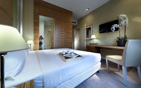 Beoordeling eurostars hotel saint john 4* voyage privé