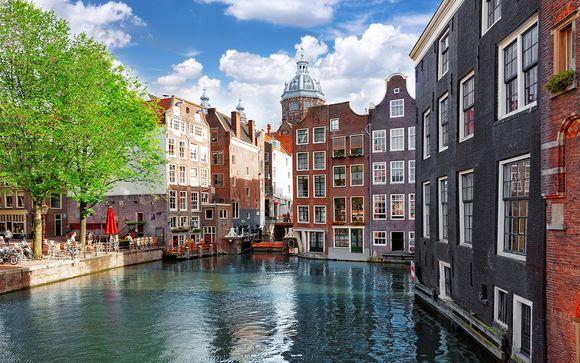 Hotel Van Gogh Amsterdam Parken