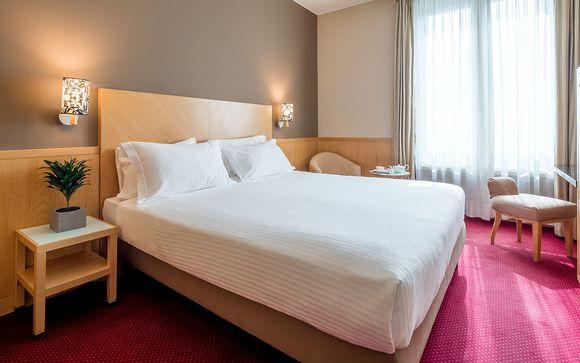 Beoordeling hotel tocq 4* voyage privé