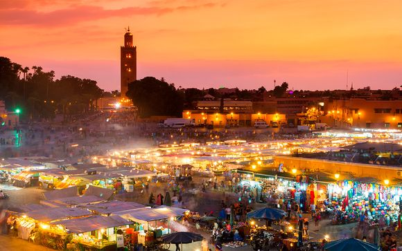 Welkom in ... Marrakech