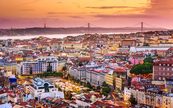 Welkom in ... Lissabon!