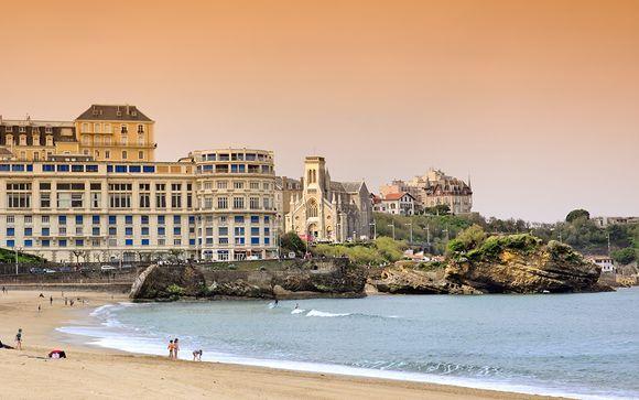 Welkom in ... Biarritz!