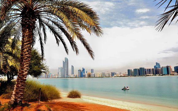Welkom in ... Abu Dhabi!