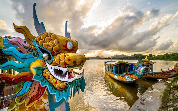 Welkom in ... Indochina!