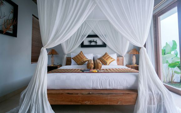 Anulekha Resort and Villas 4* in Ubud