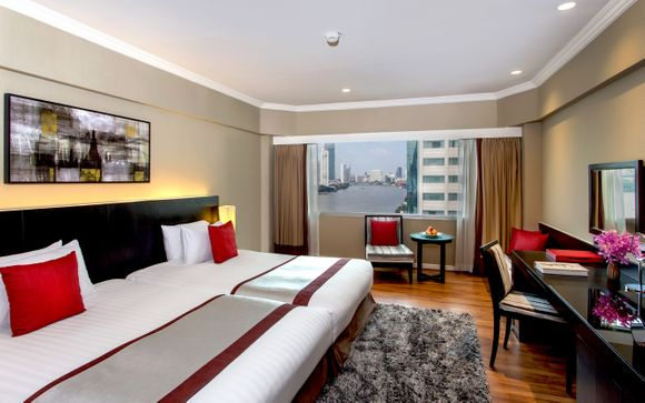 Ramada Plaza Menam Riverside 5*