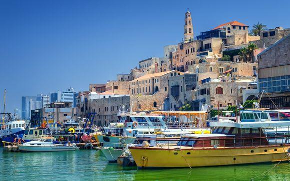 Welkom in ... Tel Aviv!
