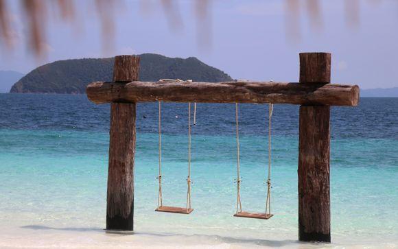 Optionele verlenging naar Nyaung Phee Island