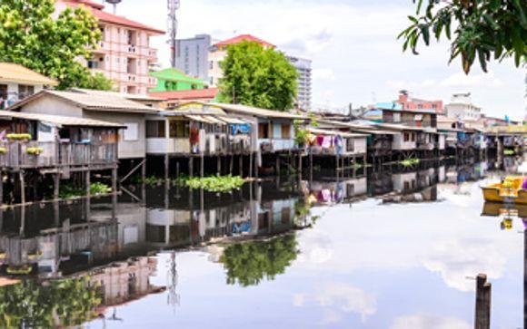 Extra opties in Bangkok