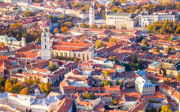 Welkom in... Vilnius