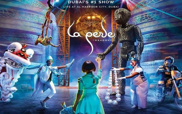 Uw inbegrepen excursie in Dubai