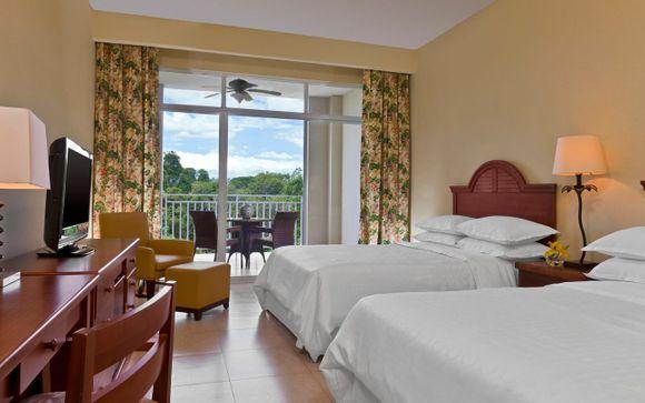 Sheraton Bijao Beach Resort 4*