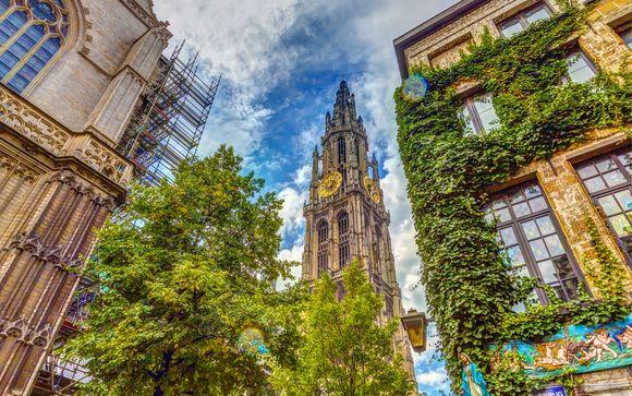 Welkom in ... Antwerpen!