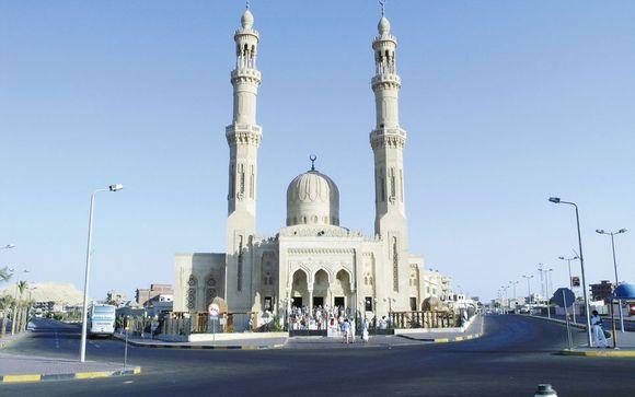 Ihr enthaltener Ausflug: Stadtführung Hurghada