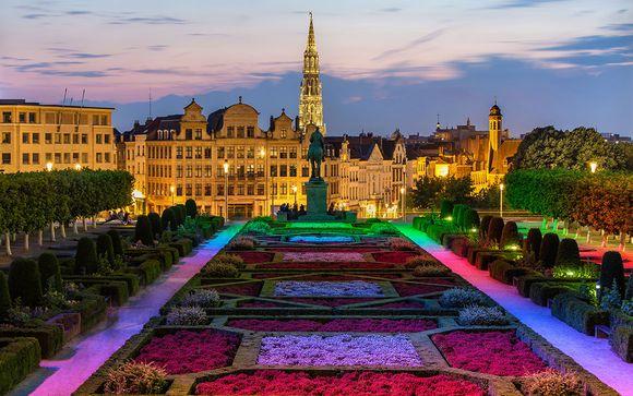 Willkommen in... Brüssel