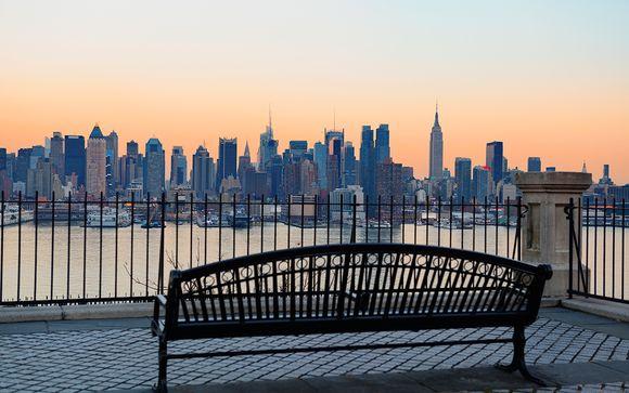 Willkommen in... New York