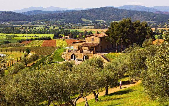 Willkommen in... der Toskana!