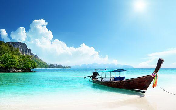 Willkommen in... Phuket