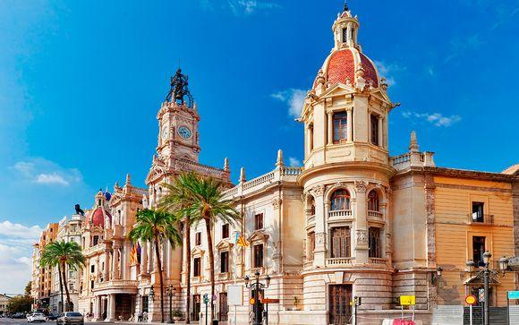 Willkommen in... Valencia!