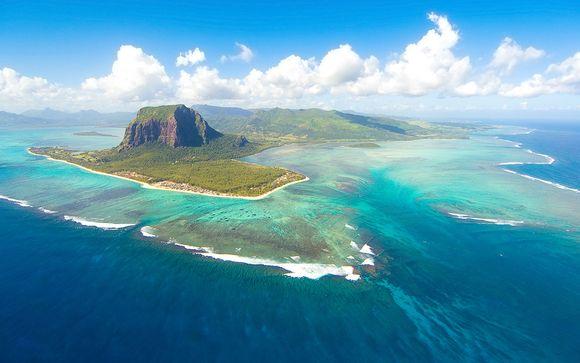 Willkommen... auf Mauritius und in Dubai!
