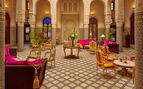 Riad Fes – Relais & Chateaux 5*