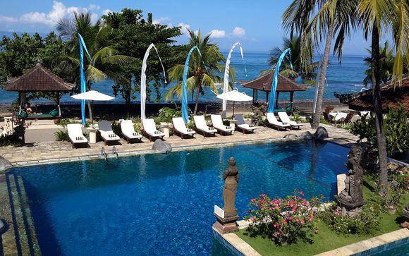Ihr Hotel Puri Bagus Candidasa 4* in Candidasa