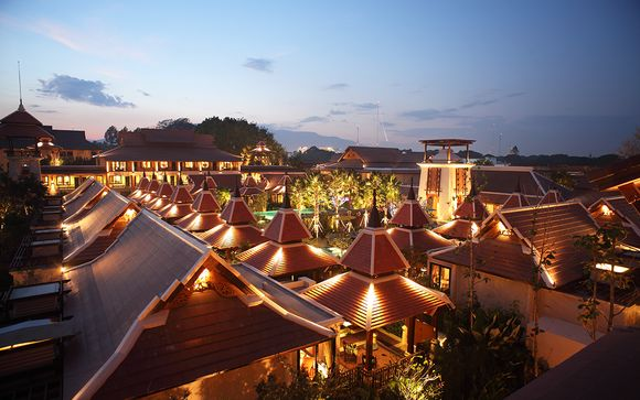 Siripanna Villa Resort & Spa 4* in Chiang Mai