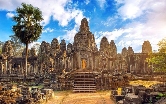 Willkommen in... Siem Reap!