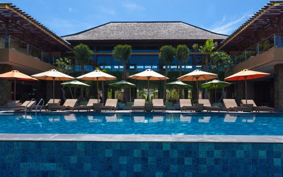 Adiwana d'Nusa Beach Club and Resort 4*