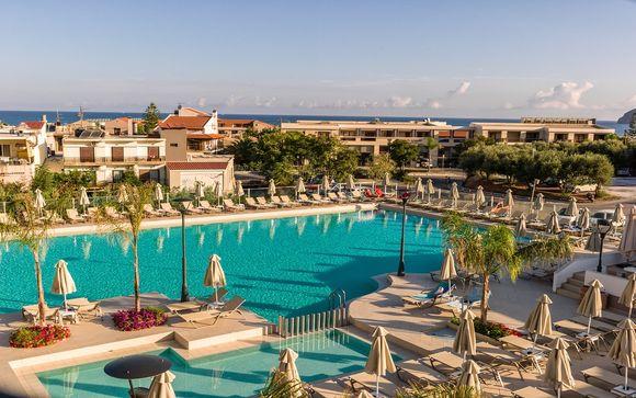 Porto Platanias Beach Resort Spa 5 Heraklion Bis Zu 70
