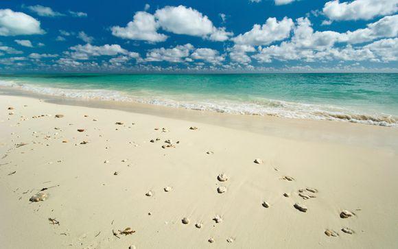 Willkommen auf... den Bahamas!