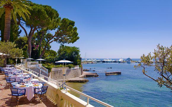Willkommen... an der Französischen Riviera