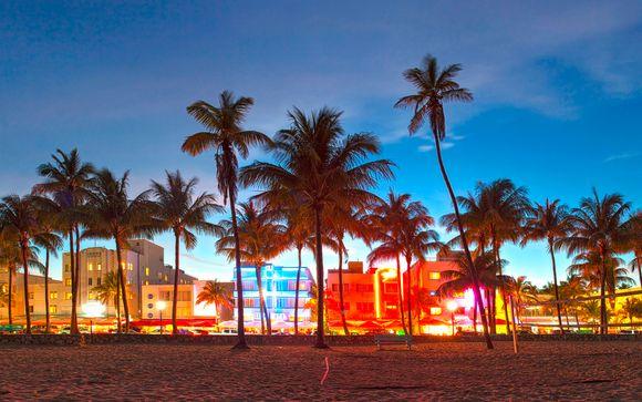 Willkommen in... Miami
