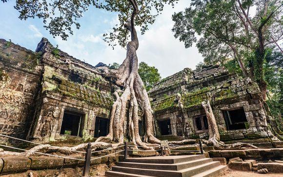 Willkommen in... Kambodscha und Vietnam!