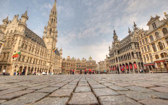 Willkommen in... Brüssel!