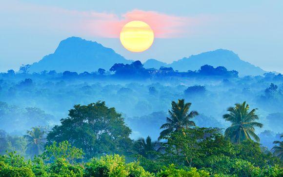 Willkommen auf... Sri Lanka!