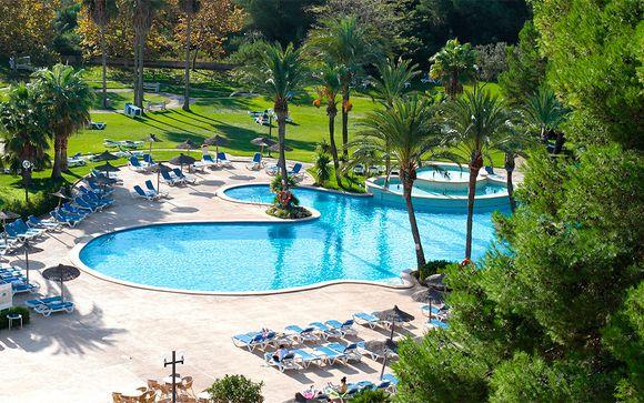 Hotel Exagon Park 4*