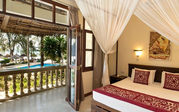 Michamvi Sunset Bay Resort 4*