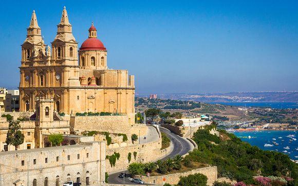 Willkommen in...Malta!