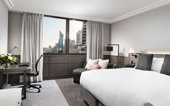 Ihr 5* Hotel in Perth